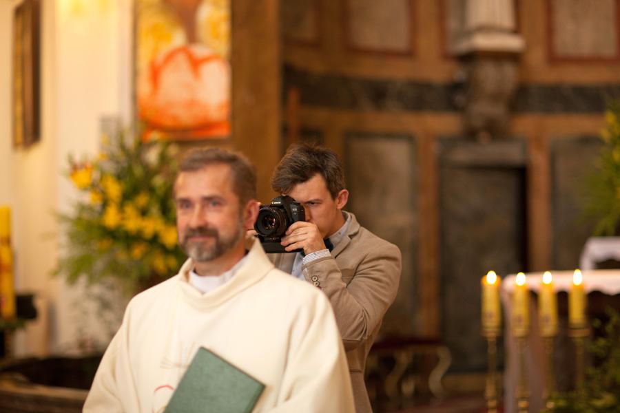 ślub Kościelny Jacek Siwko