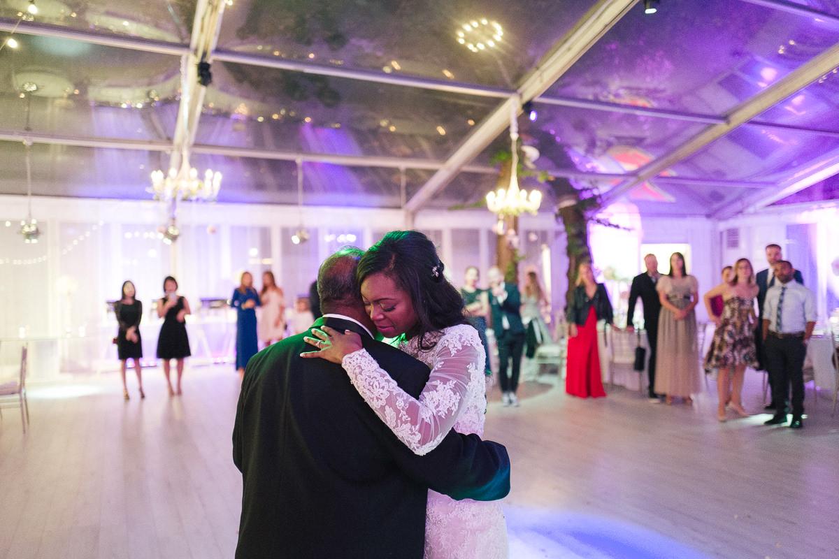 pierwszy taniec z tata panny mlodej